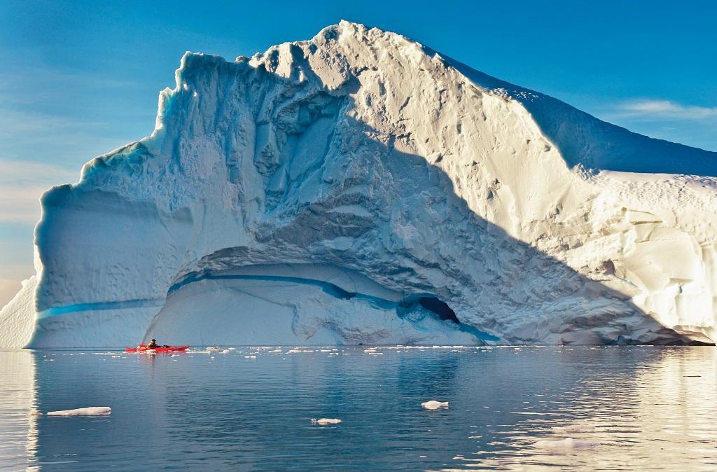 La découverte des environs en kayak - ©Gerard Planchenault