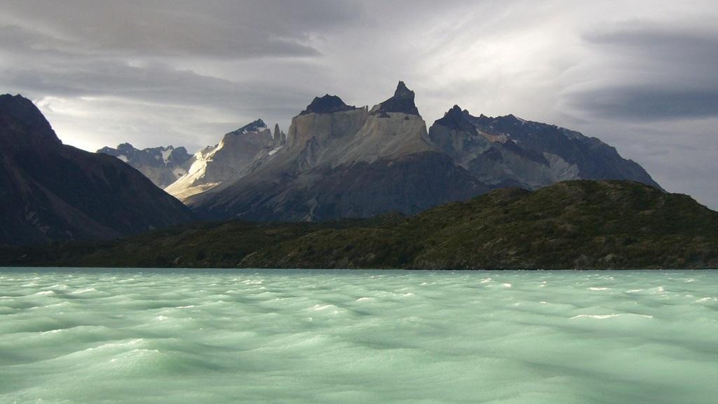 Lac Grey, Parc Torres del Paine