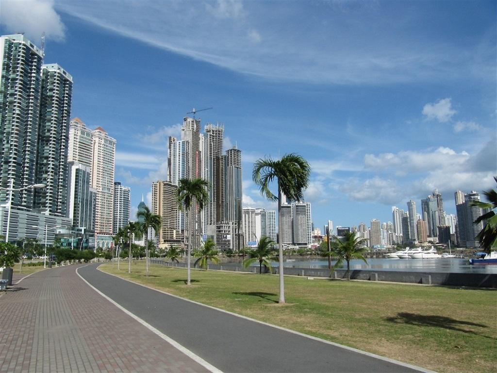 Dans la ville de Panama City, Panama