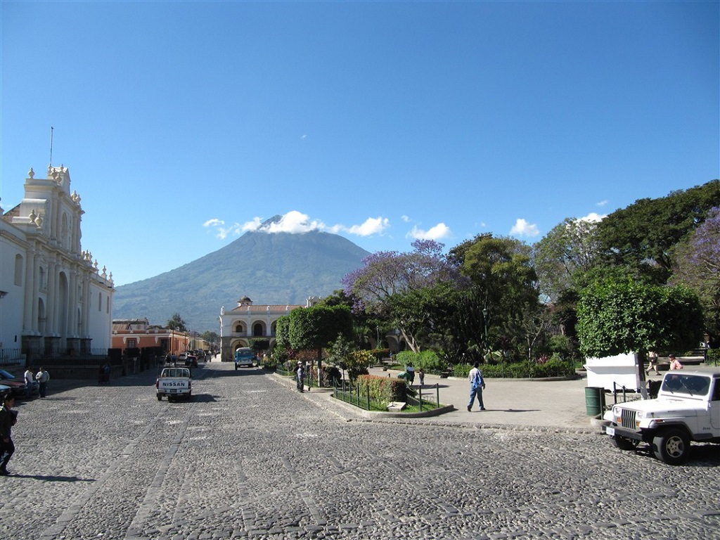 Le Volcan Pacaya - Antigua, Guatemala