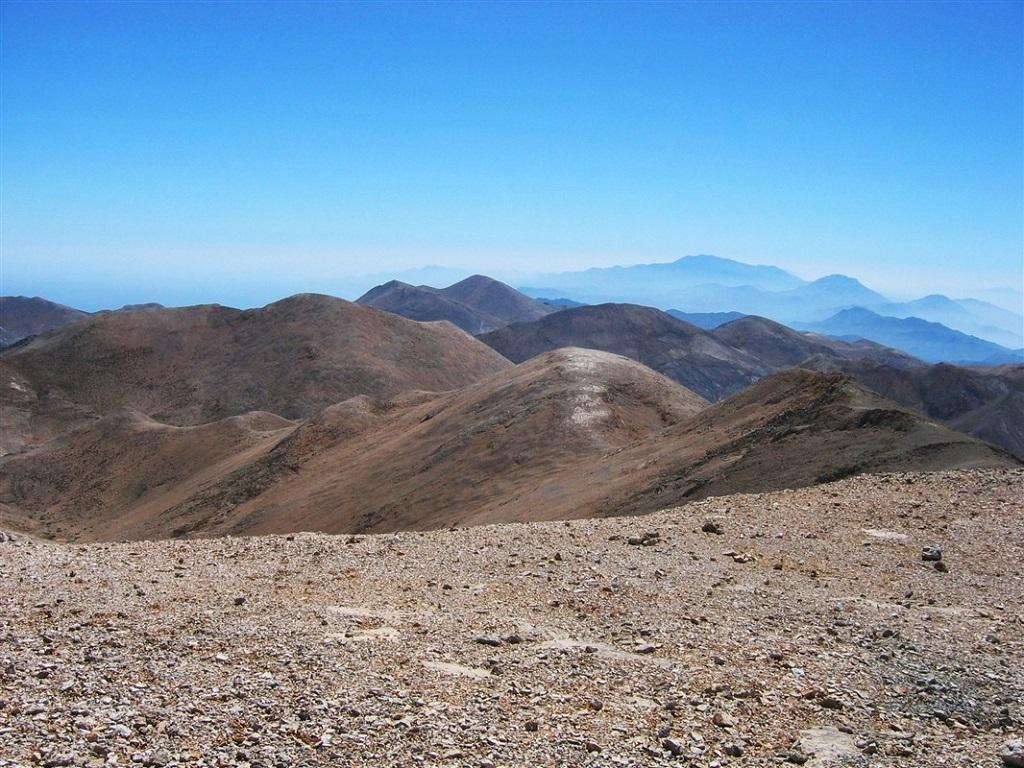 Les Montagnes Blanches - Crète
