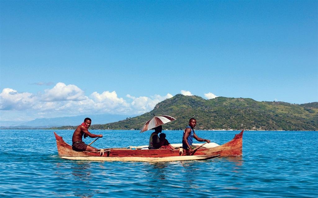 Baie de Nosy Be - Madagascar