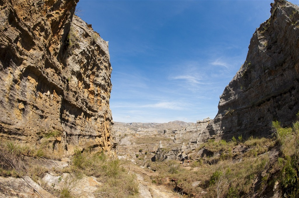 Massif de l'Isalo - Madagascar