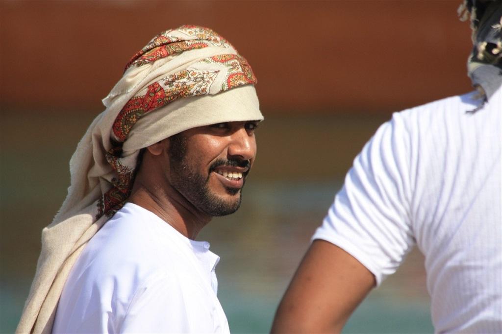 Portrait Omanais