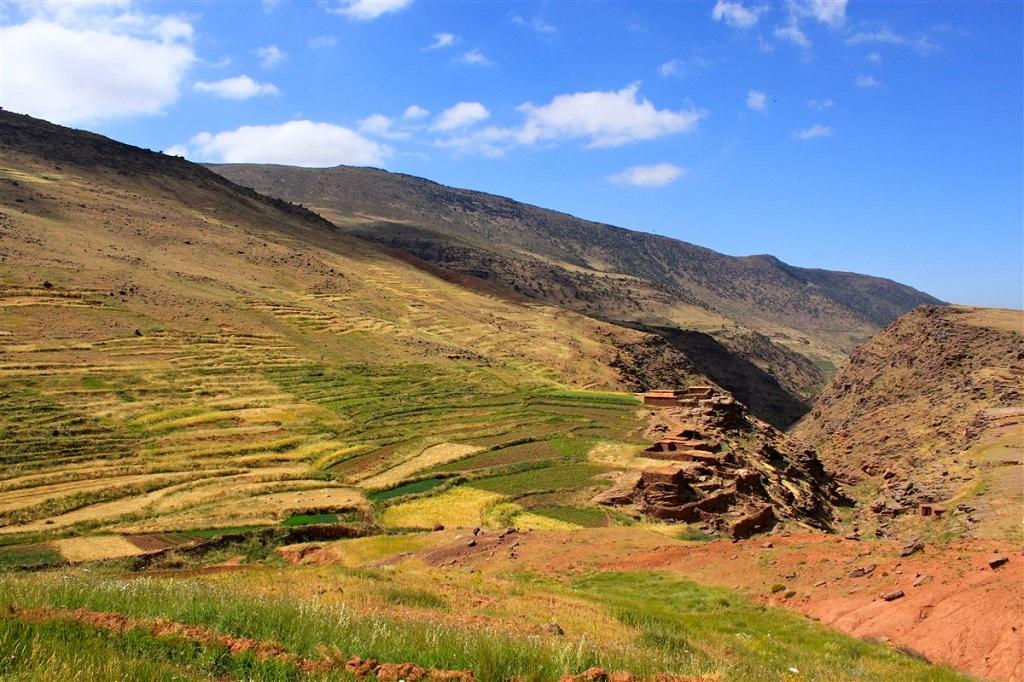 Le plateau du Yagour - Maroc