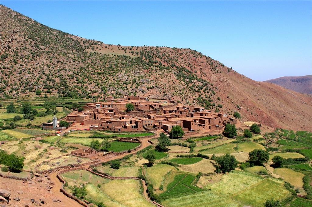 Village berbère - Maroc