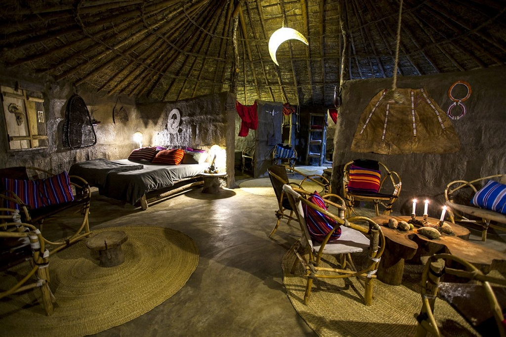 Africa Amini Maasai Lodge, village de Ngabobo