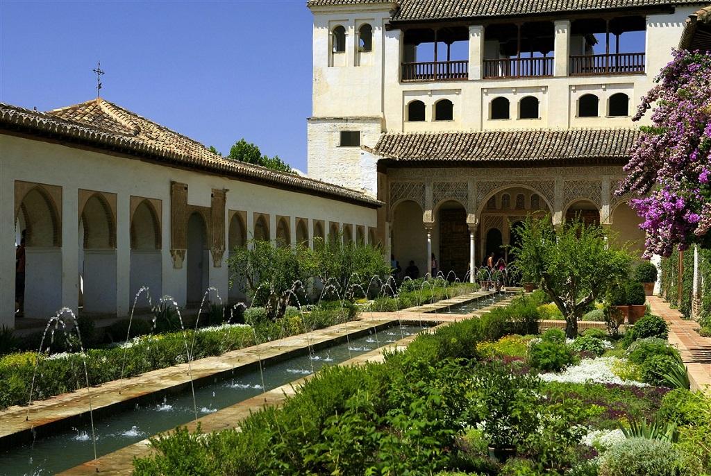 L'Alhambra - Grenade - Espagne