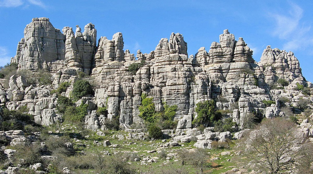 Torcal - Andalousie - Espagne