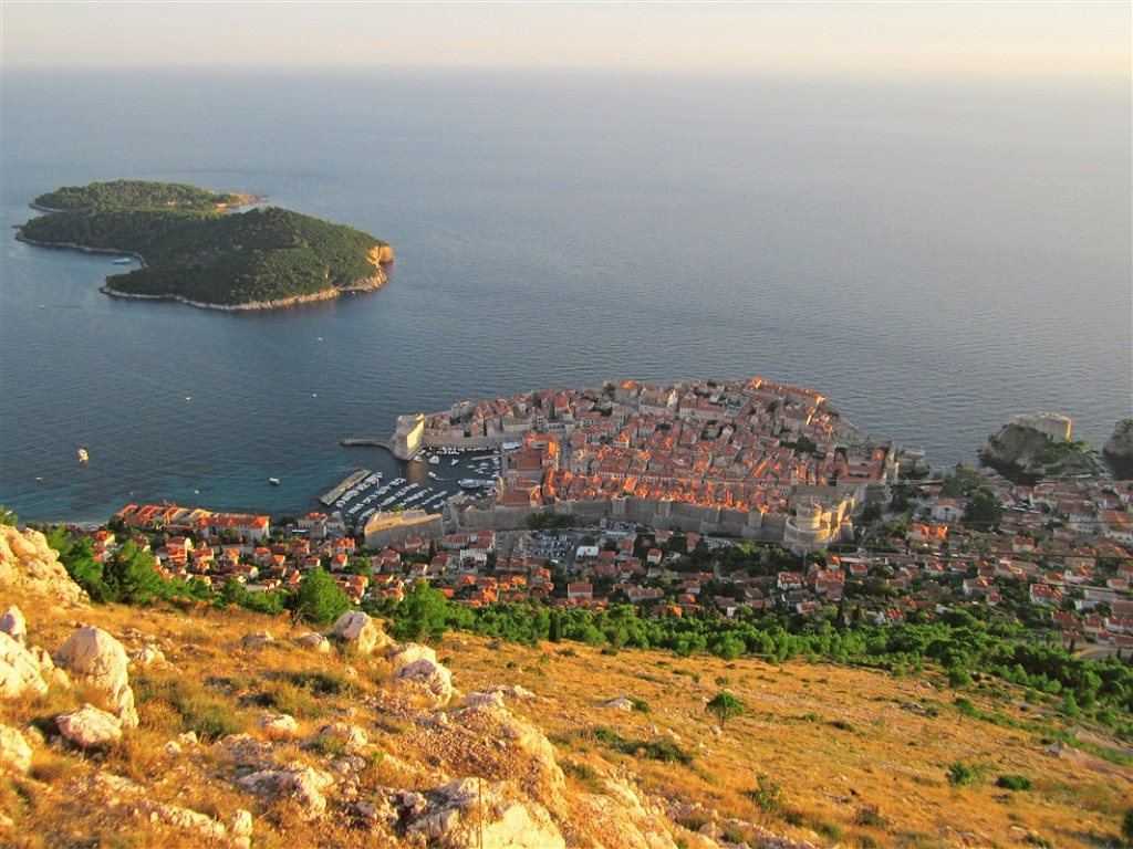 Dubrovnik, Dalmatie