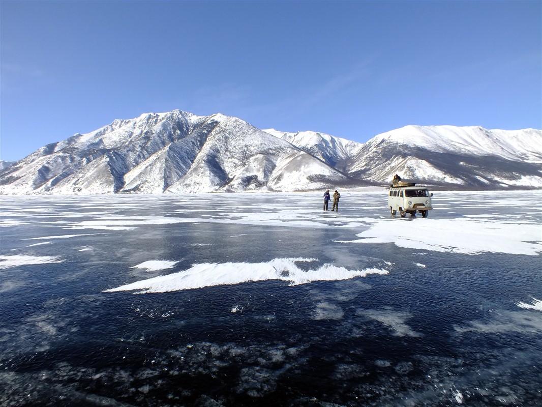 Baïkal, Sibérie, Russie.