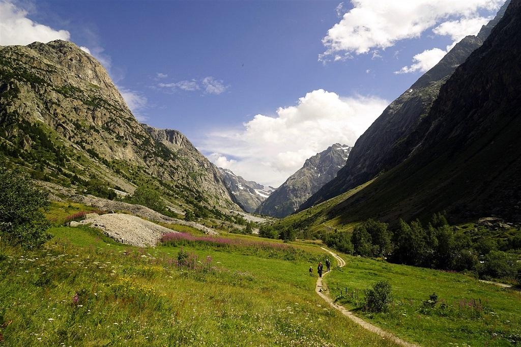 Massif des Ecrins - Alpes du Sud - France