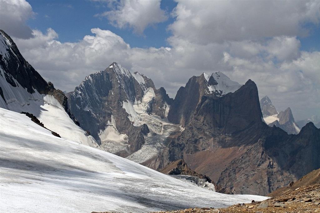 Pamir, Kirghizie