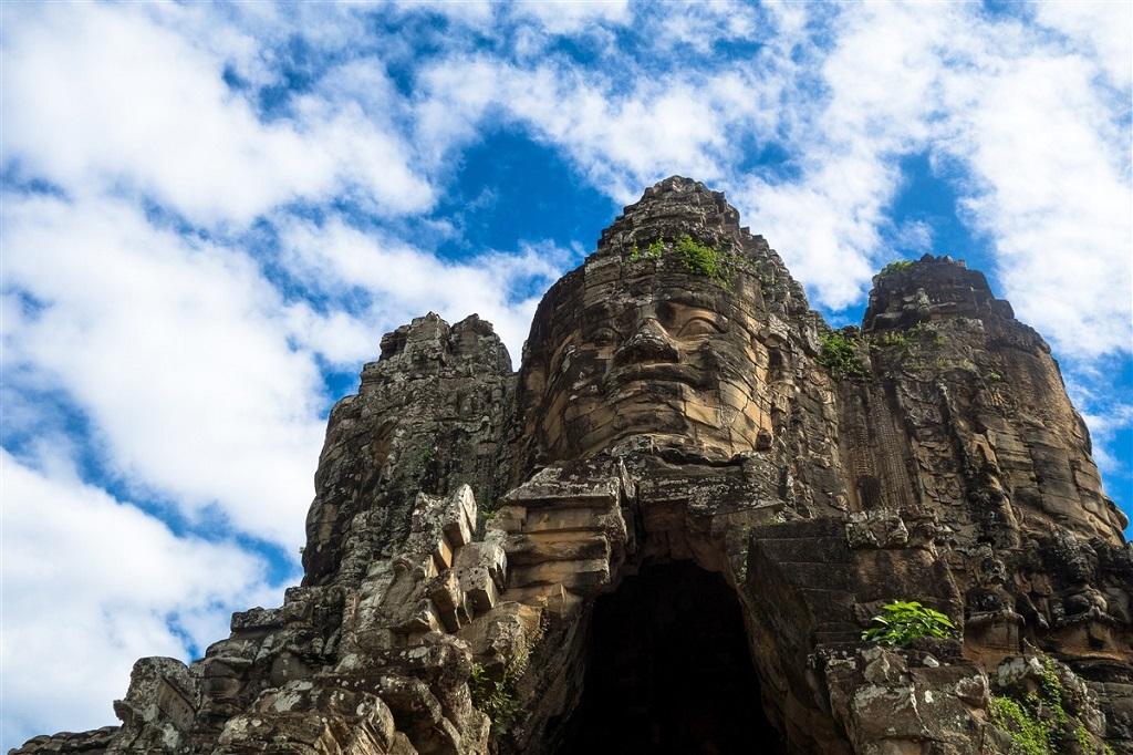 Bayon - Angkor - Siem Reap - Cambodge