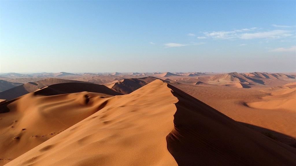 Sossusvlei et Dead Vlei - Désert du Namib - Namibie
