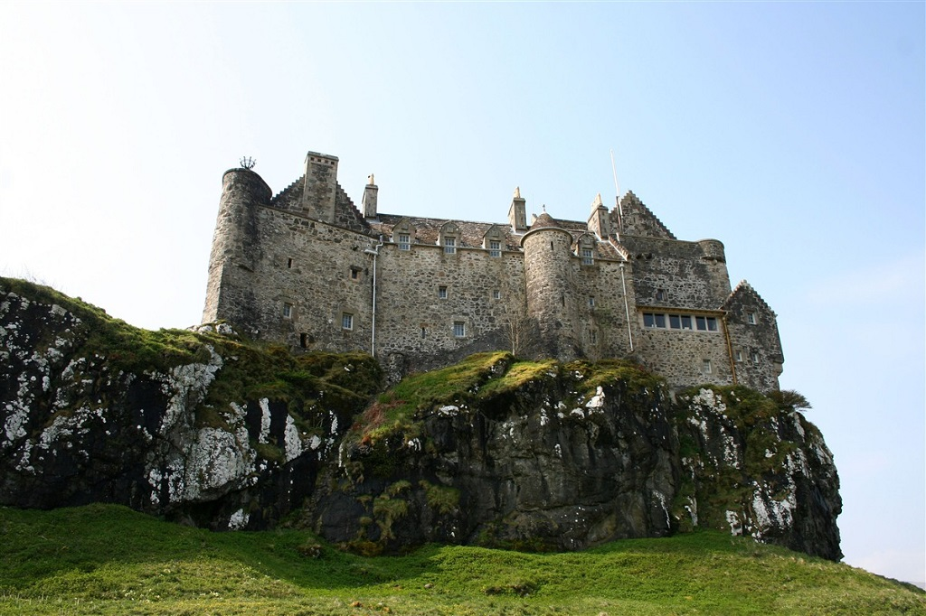 Château de Duart, Île de Mull