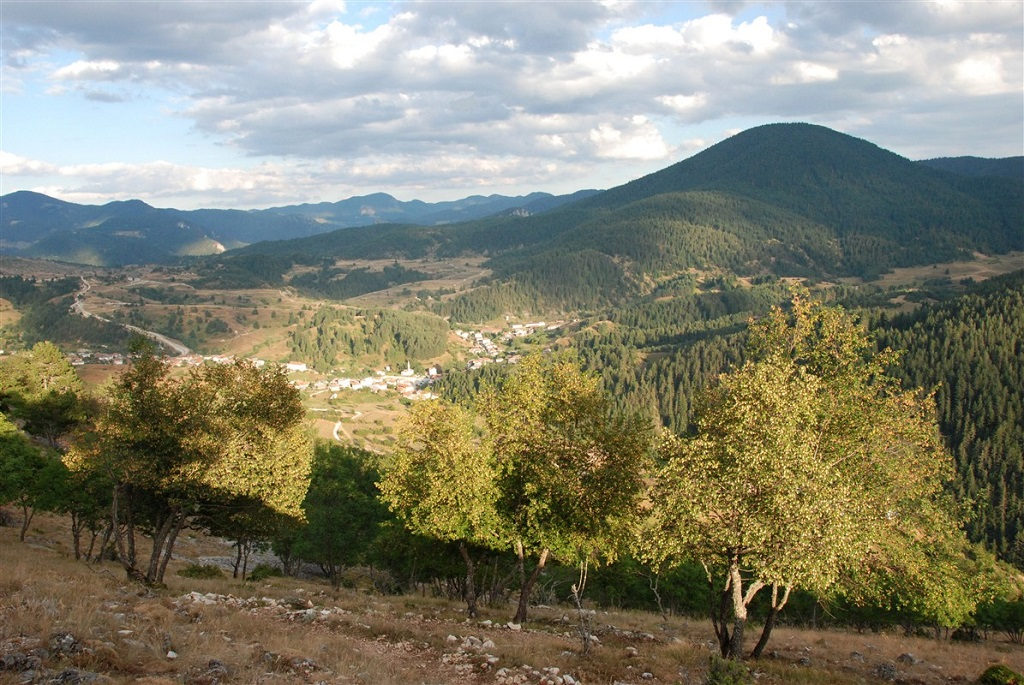 Région des Rhodopes, Bulgarie