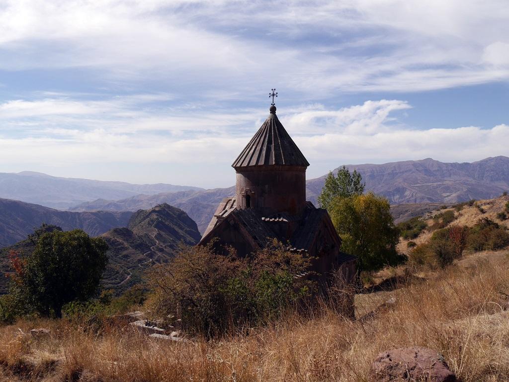 Monastère de Tsakhats Kar