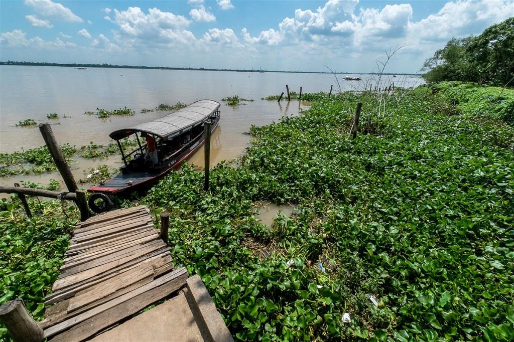 Au cœur du delta du Mekong - ©François Vannière