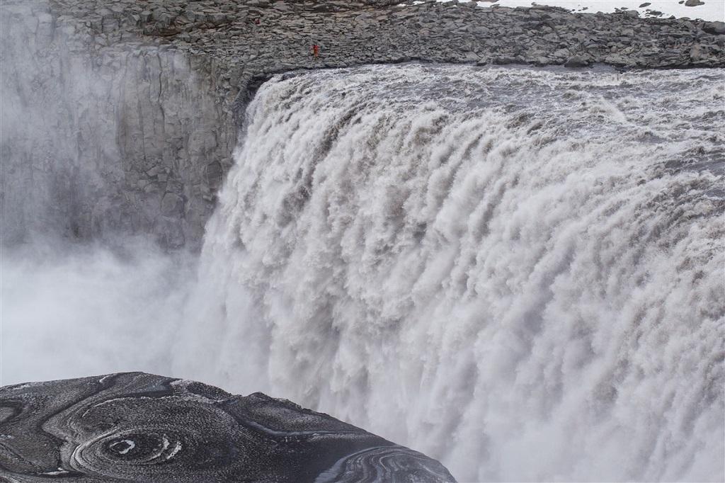 Chutes de Dettifoss - Islande