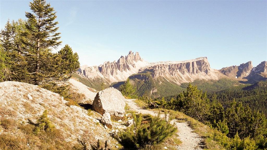 Randonnée dans les Dolomites - Italie