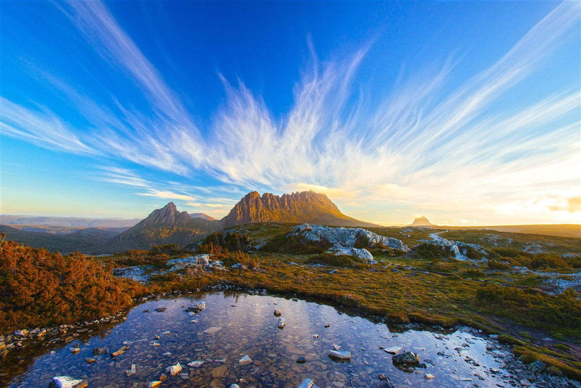 Cradle Mountain, Tasmanie