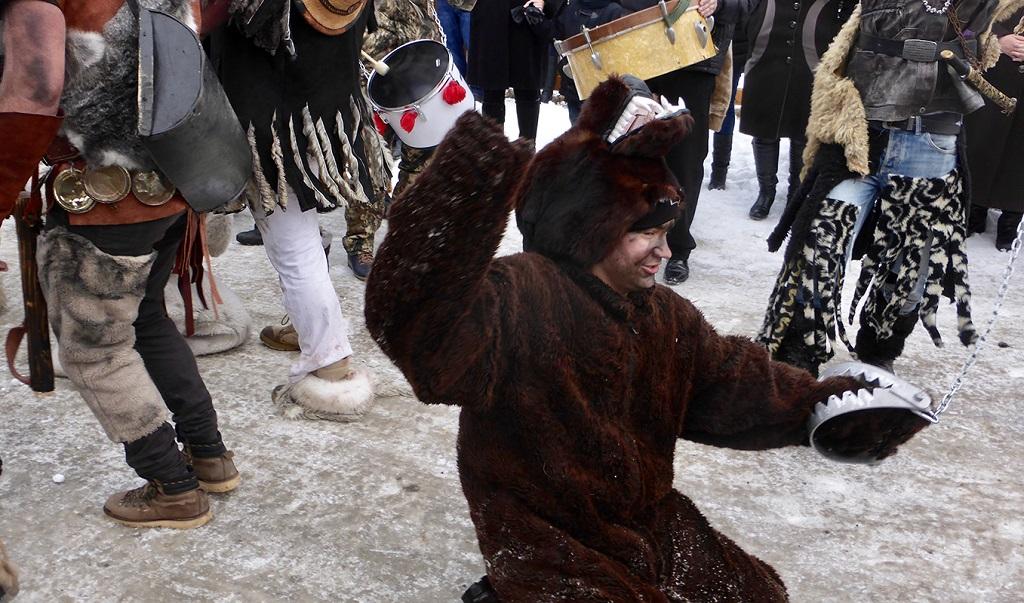 Fêtes du Nouvel an en Roumanie
