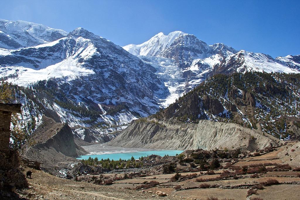 Manang - Tour du massif des Annapurnas - Népal