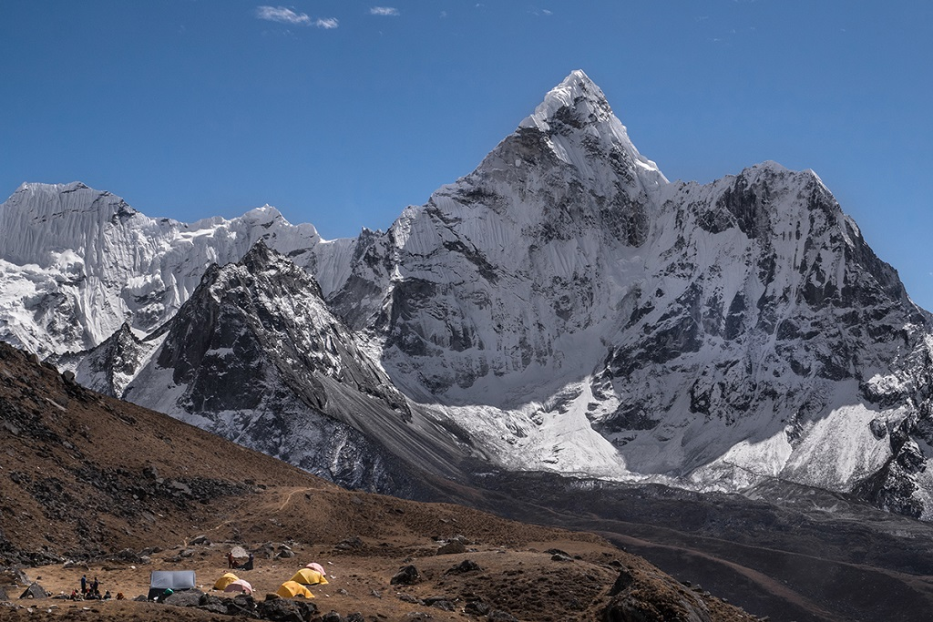 Du Rolwaling à l'Everest