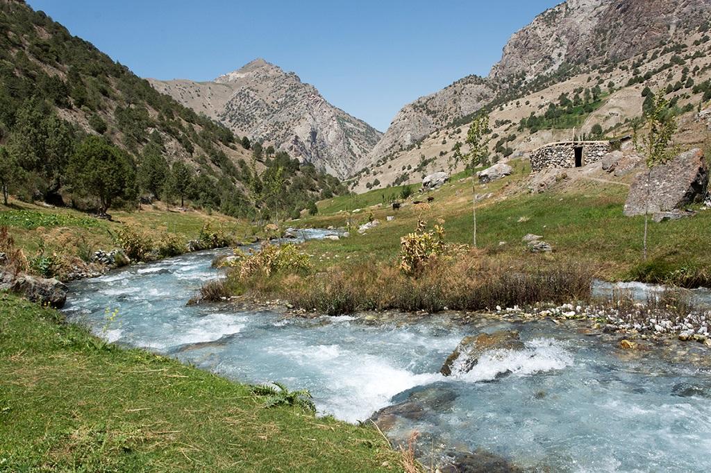 Vallée d'Imat et Monts Fanskye, Tadjikistan