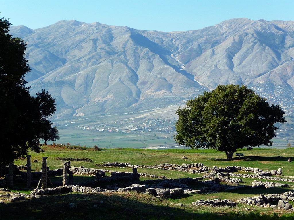 Gjirokaster et ses environs, Albanie - ©Julien Paturaud