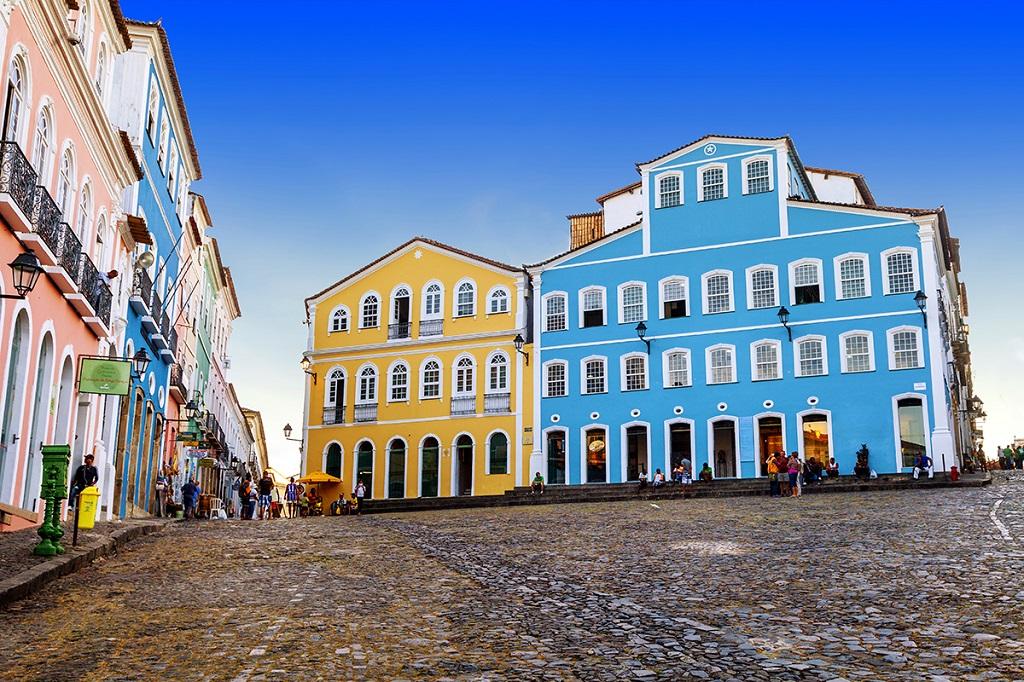 Salvador - État de Bahia - Brésil