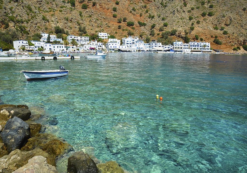 Loutro - Crète - Grèce