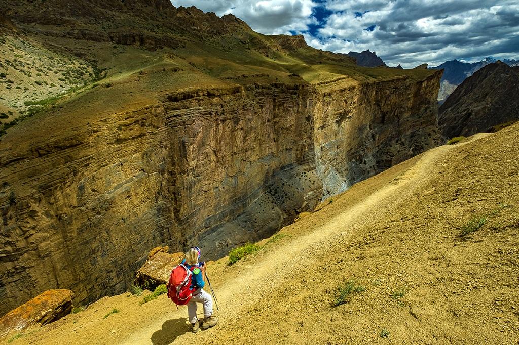 Gorges de Snertse, Zanskar