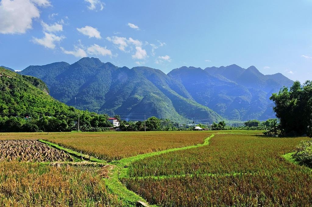 Trek à Mai Chau, Province de Hoa Binh - ©Marlène Genet