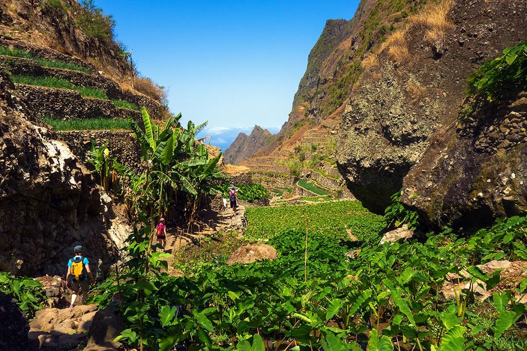 Ribeira da Paul - Santo Antao - Cap Vert