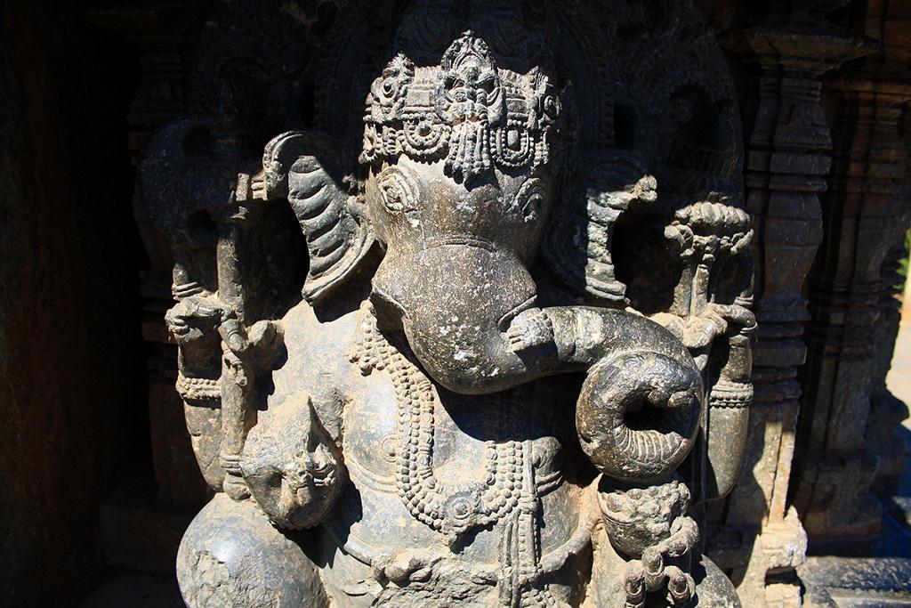 Temple Karnataka - Inde