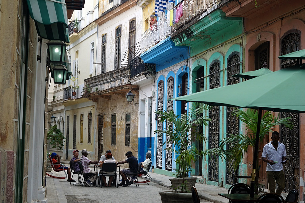 Vieille Havane, Cuba