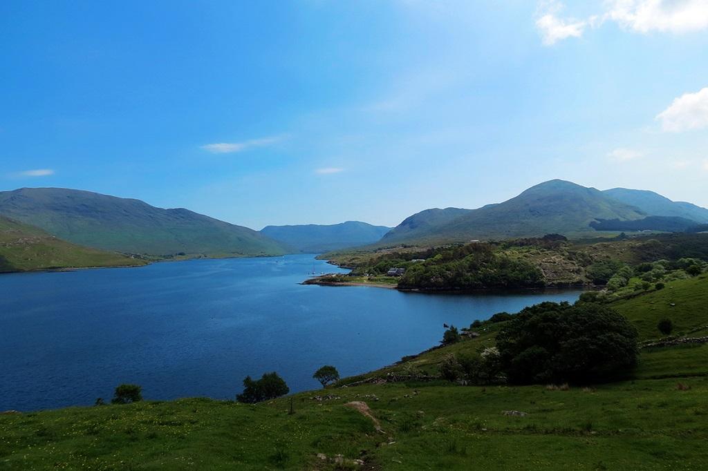 Fjord de Killary, Irlande