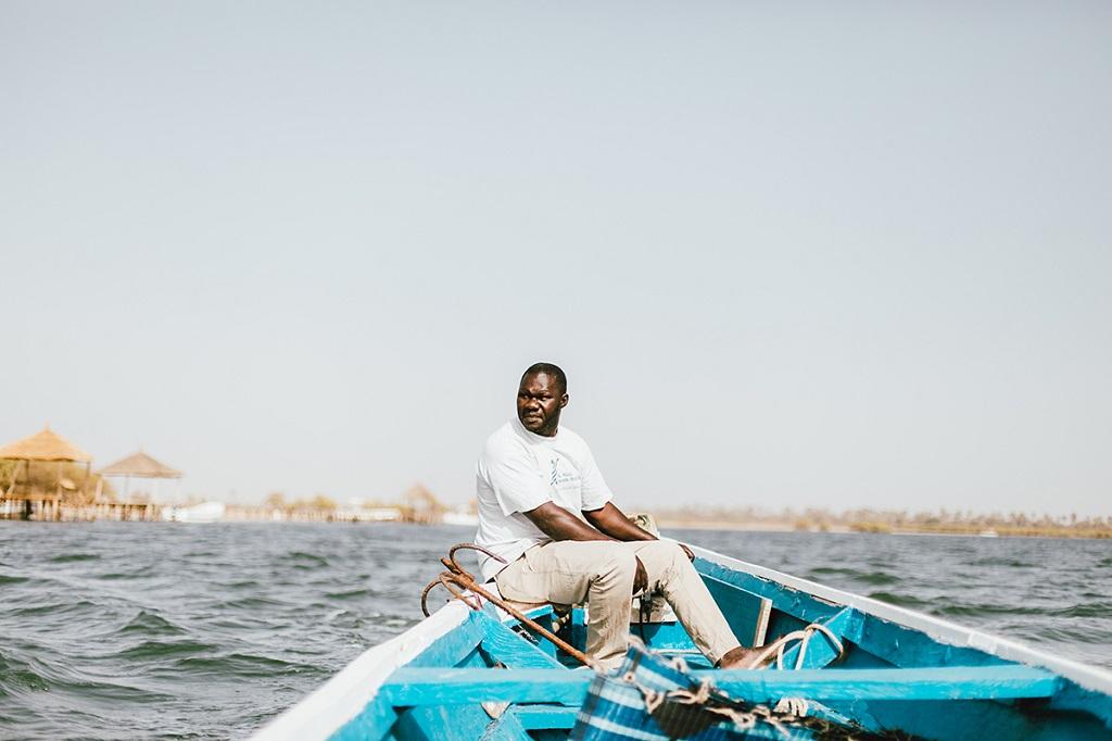 Sur les eaux du Siné Saloum