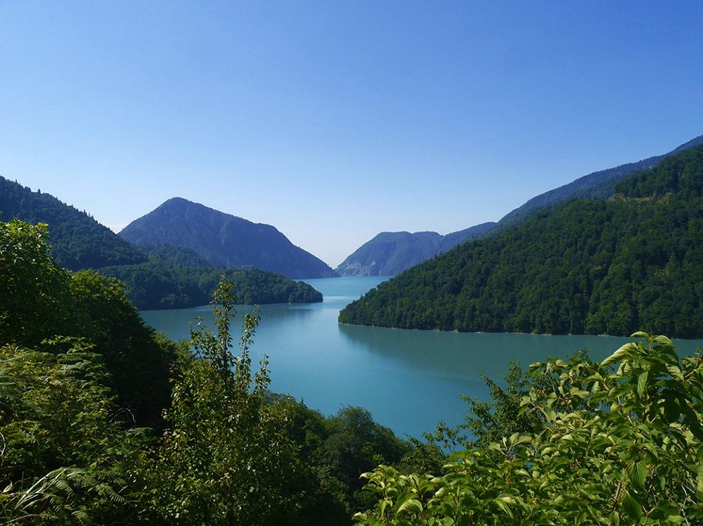 Svanétie - Géorgie