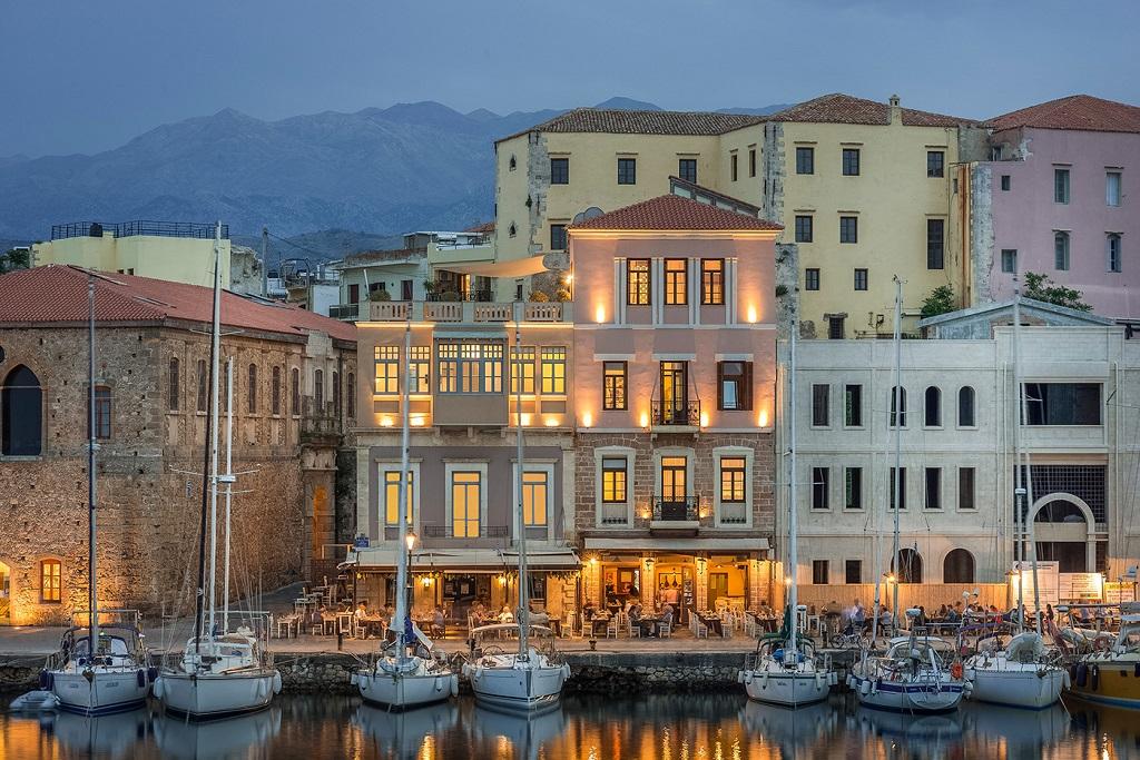 Chania - Crète- Grèce