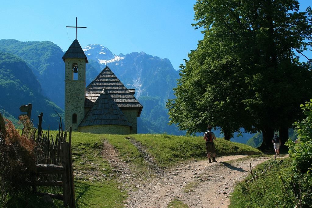 Vallée de Theth, Alpes albanaises - ©Julien Paturaud