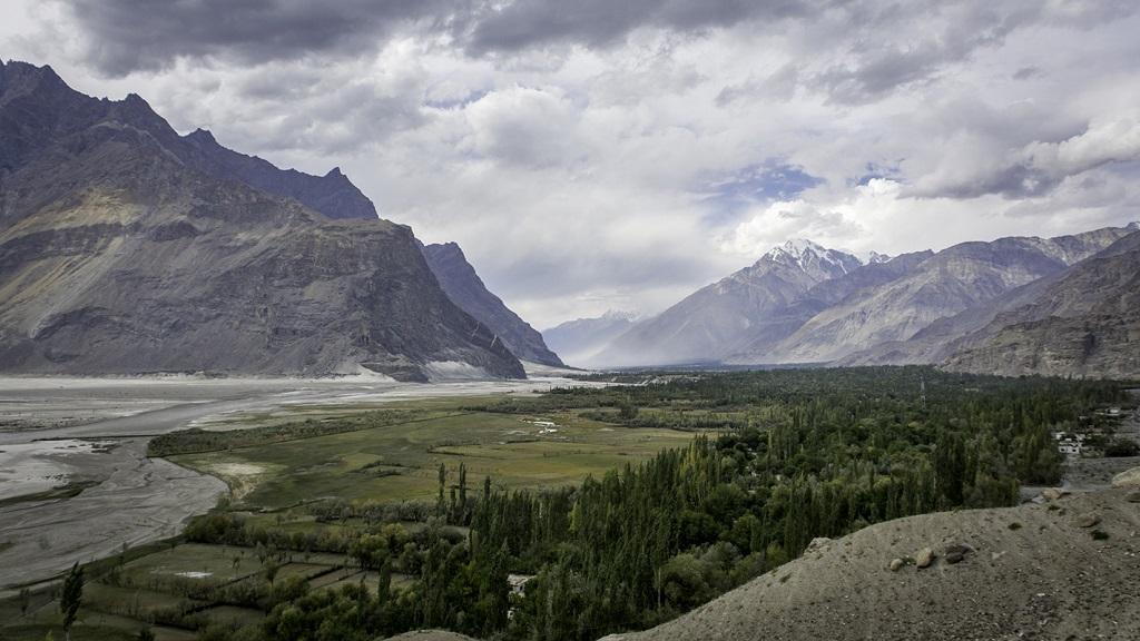 Massif du Karakoram