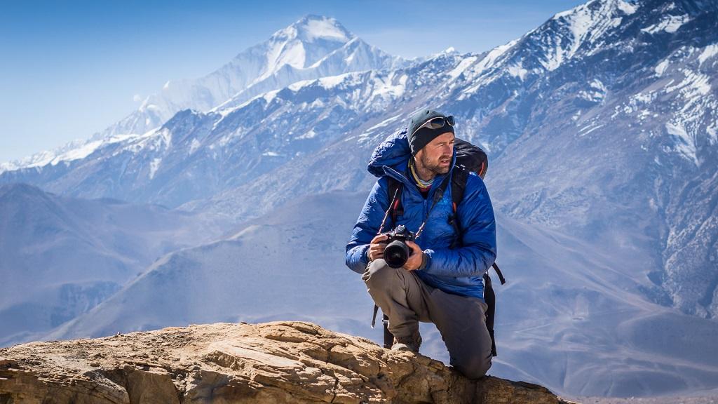 Photographier les Alpes avec Jocelyn Chavy  - ©Jocelyn Chavy