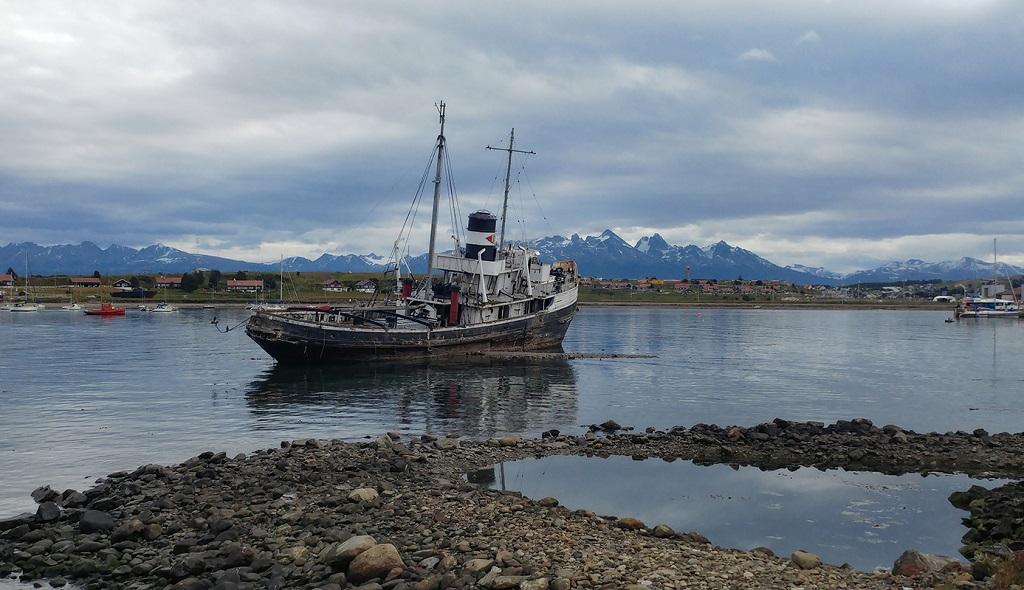 Port d'Ushuaïa - ©Julie Varlet