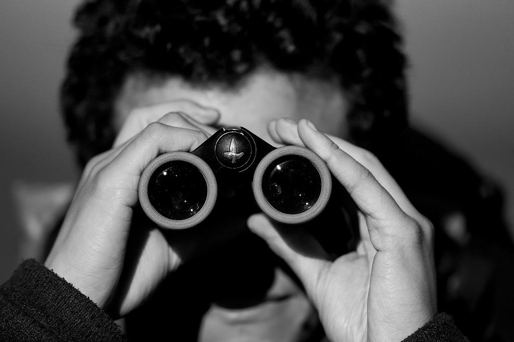 L'observation : c'est la clef. Observer encore et encore, les yeux rivés dans les jumelles au-delà du raisonnable.