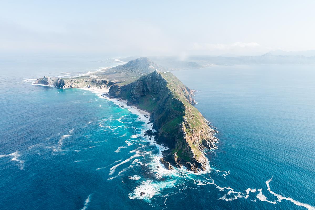 La Pointe du Cap, Afrique du Sud