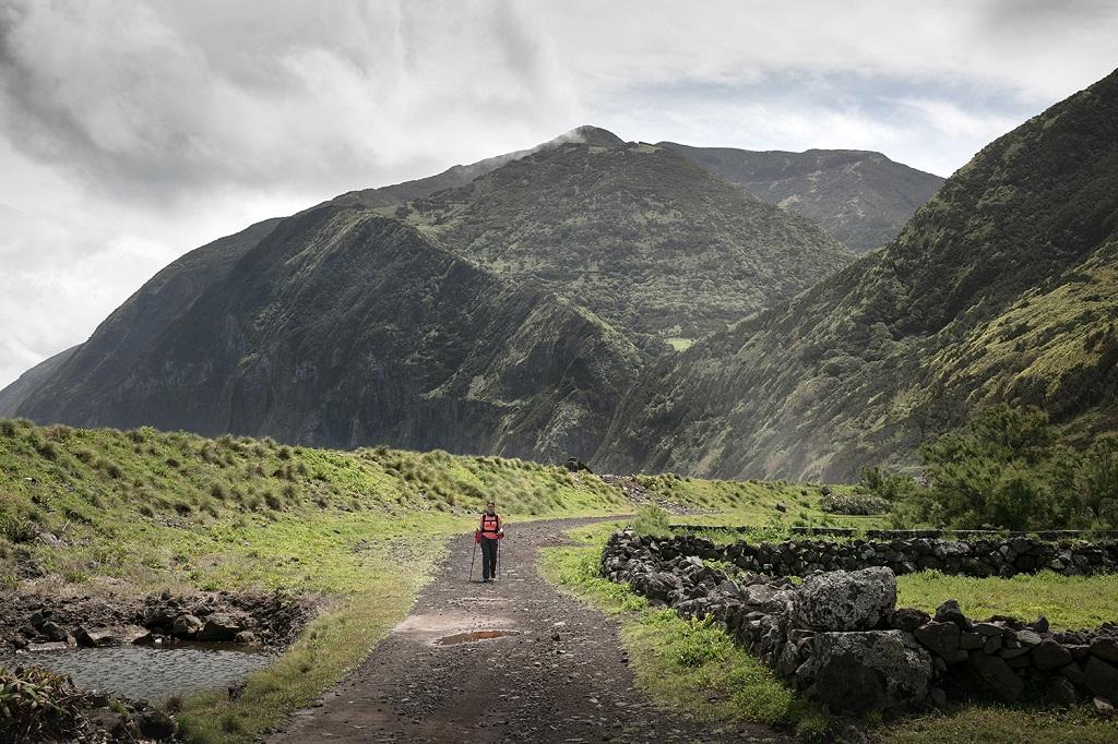 Les paysages de São Jorge - ©Betty Arnavielhe Trip in Wild