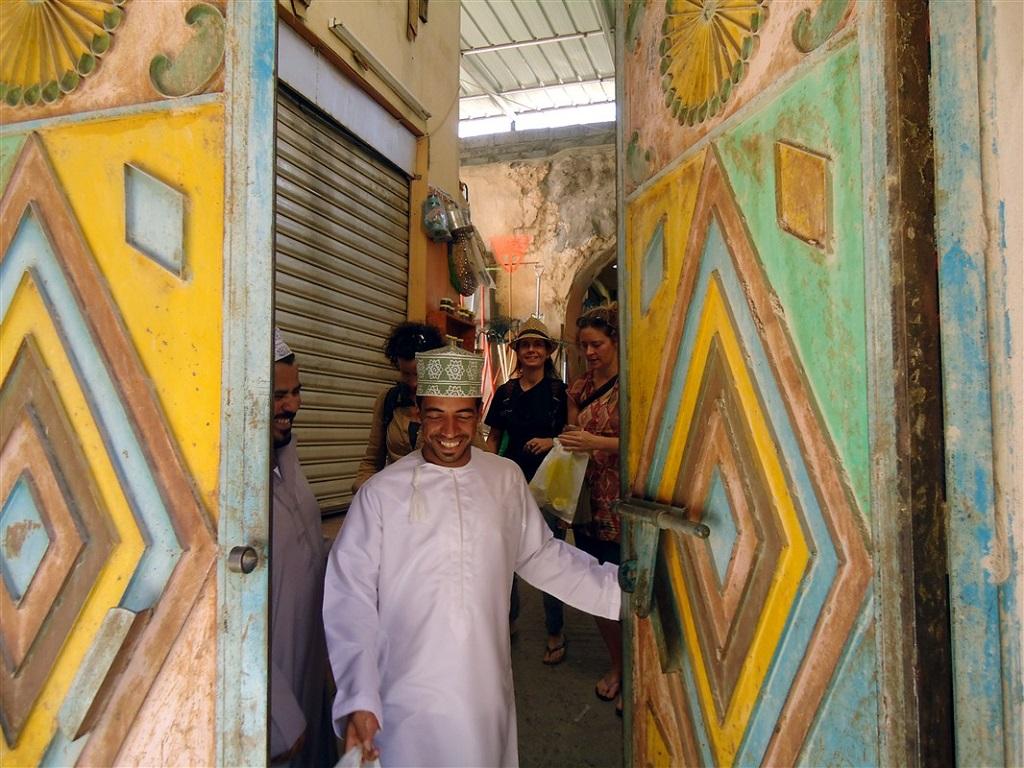 Souk, Oman